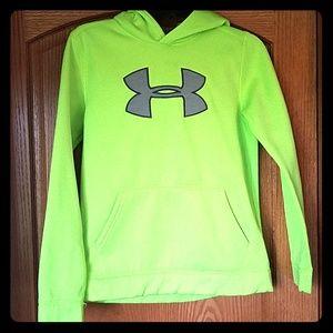 Boy's Under Armour hoodie
